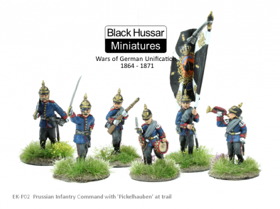 Prussian Infantry Command
