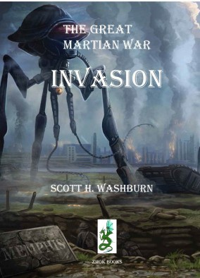 The Great Martian War - Invasion