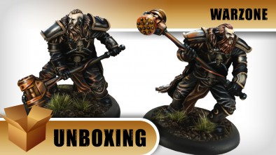 Unboxing: Warzone - Imperial Warhounds