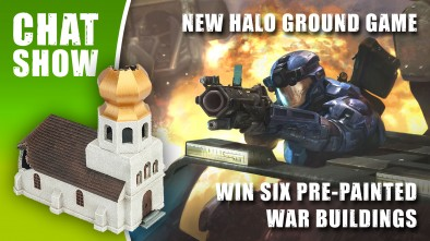Weekender: Exclusive Halo Ground Command Interview & Flames Of War Heads To The Pacific