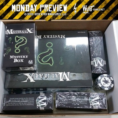 Wyrd mystery boxes