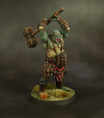 AR orge painted