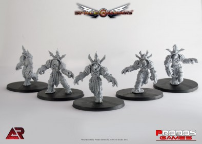 Anubis Warriors (Unpainted)