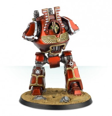 Armless Thousand Sons Contemptor Dreadnought