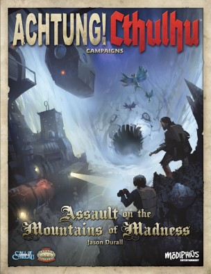 Assault on the Mountains of Madness