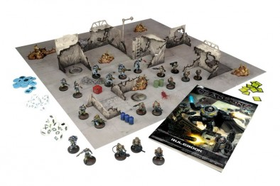 Deadzone Starter Set