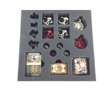 Descent Journeys in the Dark Labyrinth of the Ruin Foam Tray Kit