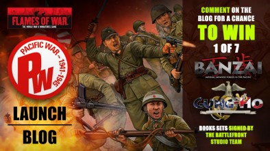 Flames Of War In The Pacific Battlefront Launch Blog Facebook 2