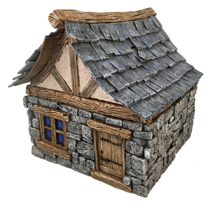 A World Of Fantasy Buildings For Tabletop Gaming Comes To Kickstater Ontabletop Home Of Beasts Of War