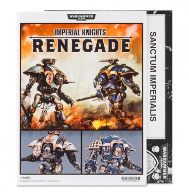 Imperial Knight Renegade Book