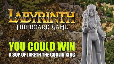 Let's Play Labyrinth The Board Game With Alessio Cavatore