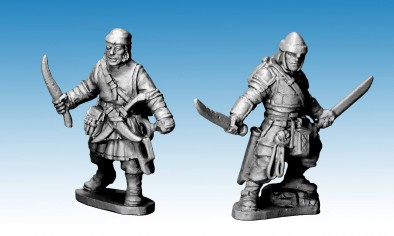 New Frostgrave Soldiers