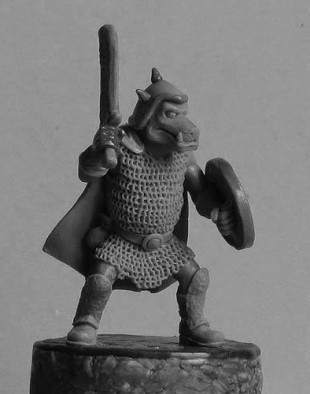 Orc With Sword