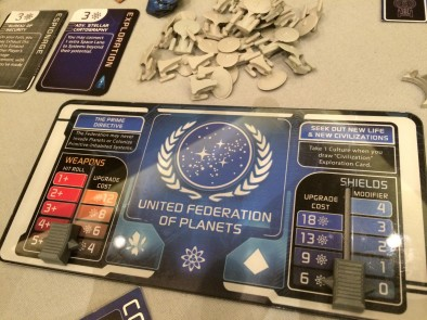 Star Trek Ascendancy Game 1