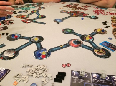 Star Trek Ascendancy Game 4