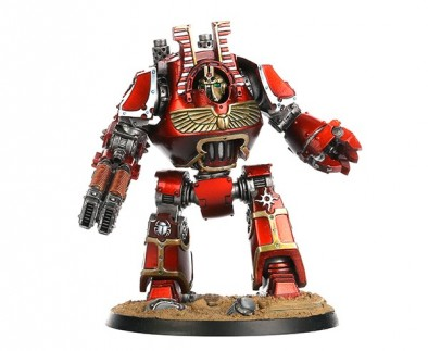 Thounsand Sons Contemptor Dreadnought