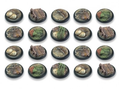Trench Warfare Bases 30mm