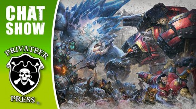 Weekender: New Warmachine & Hordes Rules - Privateer Press Interviewed!