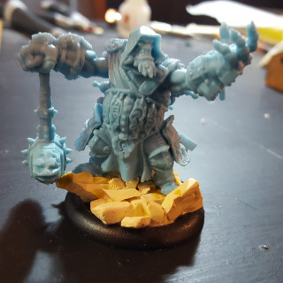 The MK III Warcasters Are Now Built!