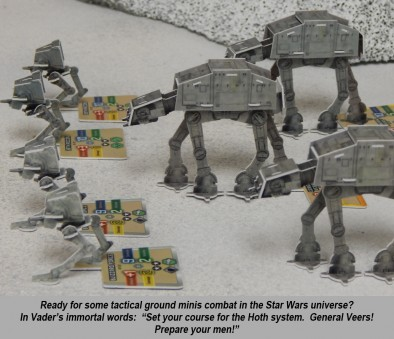 Star Wars Pocket Models