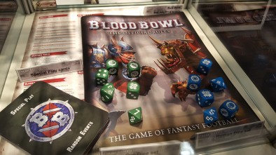 Blood Bowl Set
