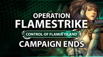 Operation Flamestrike: The Campaign Ends