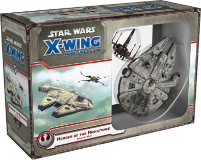 FF xwing heroes of the resistance