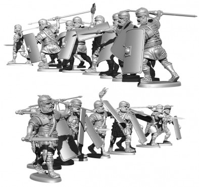 Imperial Romans (Formation)