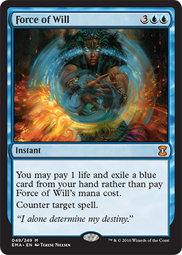 MTG eternal force of will
