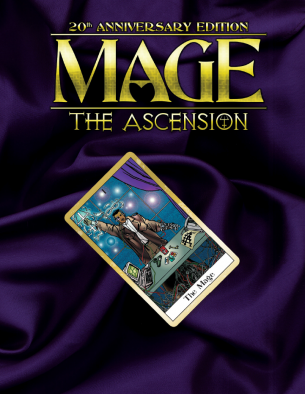 Mage the Ascension 20th Anniversary Edition