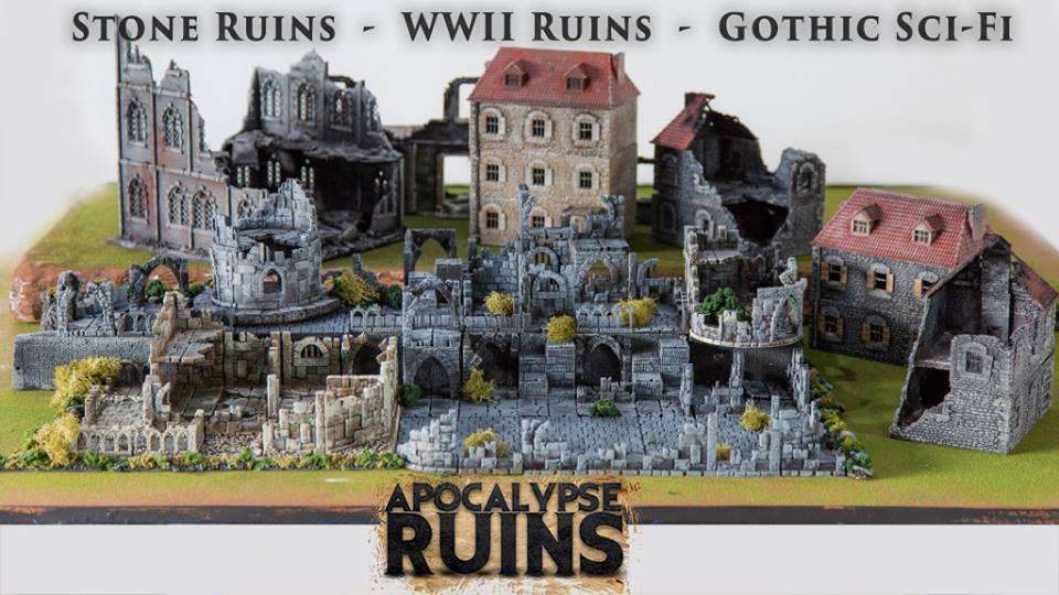 This is an image of Printable Scenery Kickstarter within rampage castle