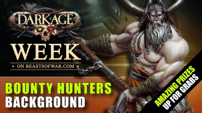 Dark Age Week: Faction Spotlight - Bounty Hunters
