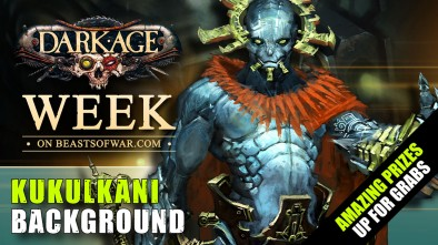 Dark Age Week: Faction Spotlight - The Kukulkani