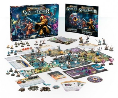 Silver Tower Boxed Set