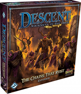 The Chains That Rust (Box)