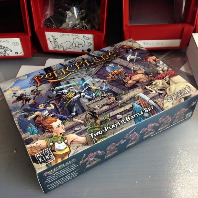 Two Player Battle Box #1