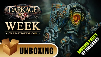 Dark Age Week Unboxing The Core