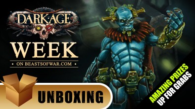 Dark Age Week Unboxing The Kukulkani