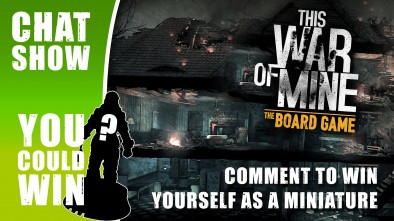 Weekender: Win A Copy Of This War Of Mine & Battlegroup Chat