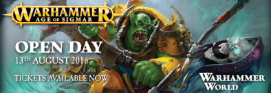 Age of Sigmar Open Day