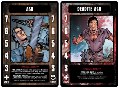 Ash Cards