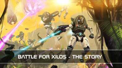 Battle For Xilos (Story)
