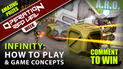 Infinity How to Play 1 Game Concepts