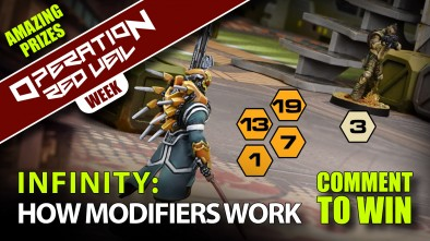 Infinity How to Play 3 How Modifiers Work