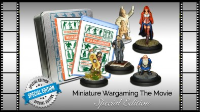 Miniature Wargaming The Movie Special Edition