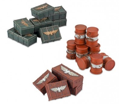 Munitorum Armoured Containers Scatter
