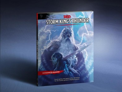 Storm King's Thunder (Book)
