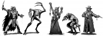 The Wicked - Undead Warband