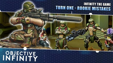 Objective Infinity: Turn One - Rookie Mistakes