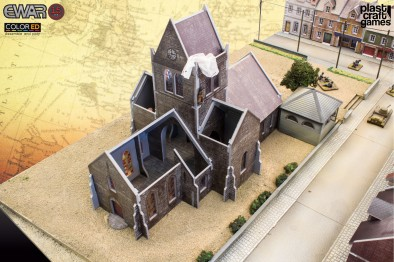 15mm Historical Terrain (Church)